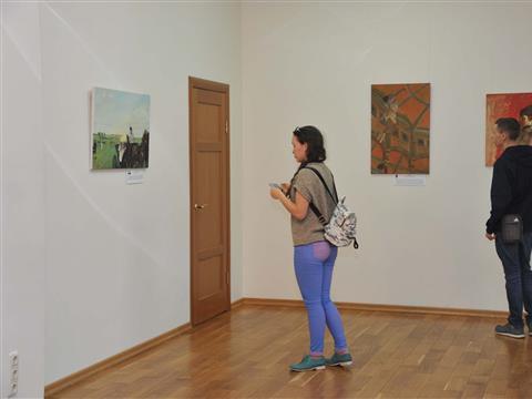 Выставка репродукций картин импрессионистов