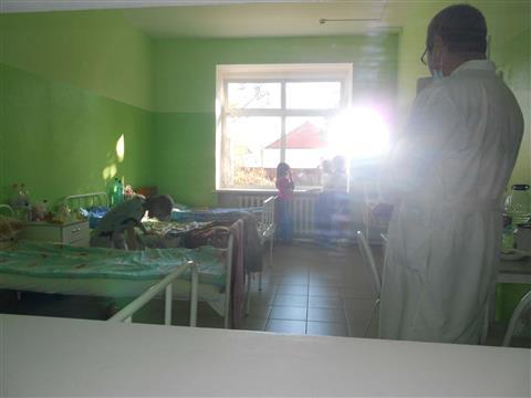 В Сергиевском районе отравились 43 школьника