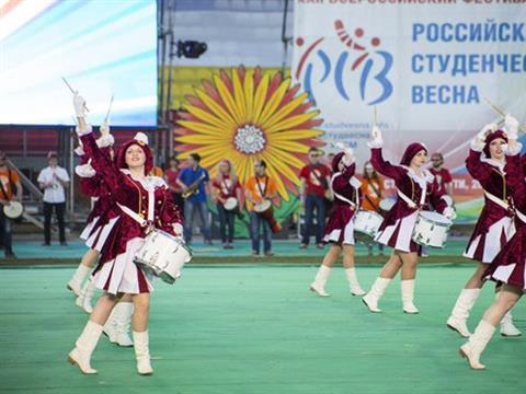 ТГУ подготовил волонтеров для Российской студвесны
