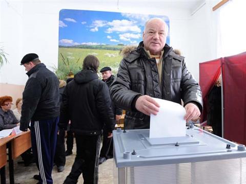 """Виктор Сазонов: """"Я голосовал за стабильность в нашей стране и за ее дальнейшее развитие"""""""