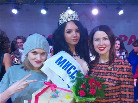 """""""Мисс Самара-2017"""" стала мулатка Сара Харун"""