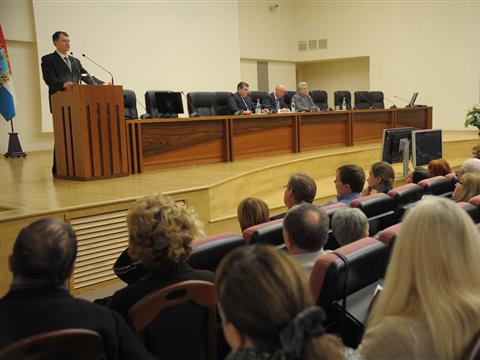 Николай Меркушкин провел расширенное совещание о  благоустройстве Самары к ЧМ-2018