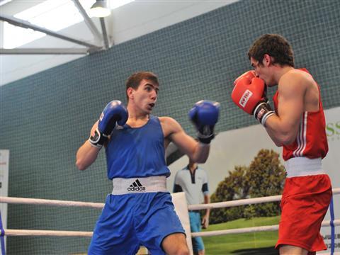 Три боксера Самарской губернии сдали сессию на «золото»
