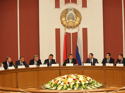 Визит делегации Самарской области в Республику Беларусь