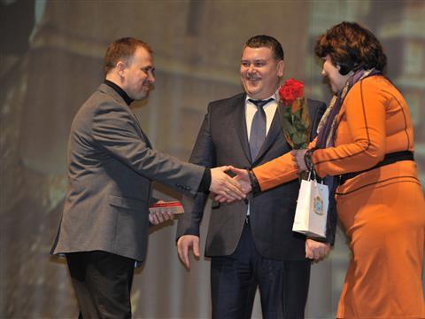 В Самаре отметили День работника культуры
