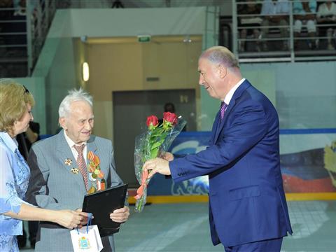 В Тольятти прошли торжества, посвященные 70-летию победы в Курской битве