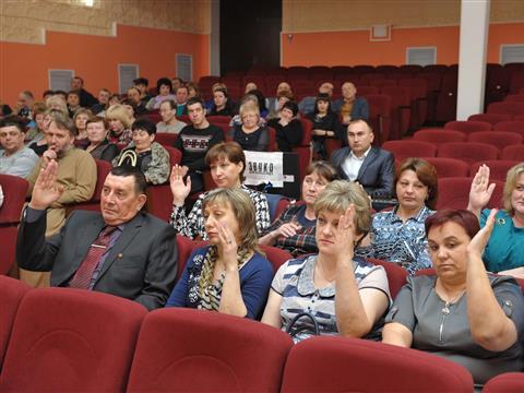 Главой Елховского района стала Наталья Павлова