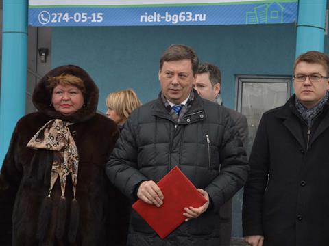 В Самаре ввели в эксплуатацию проблемную долевку на Луначарского, 5
