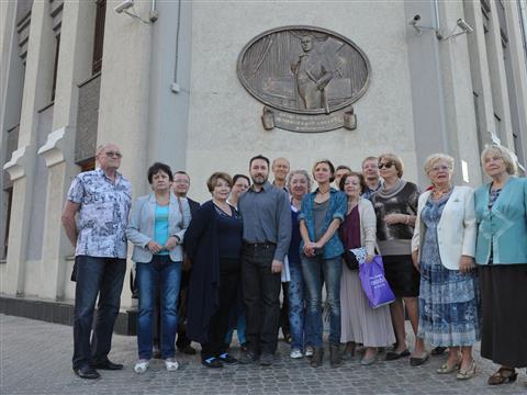 Память о единственном концерте Шаляпина в Самаре увековечена в бронзе