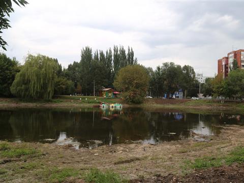 Экологическая акция на Воронежских озерах в Самаре