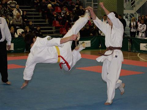 В Самаре прошел один из самых представительных турниров в областном карате