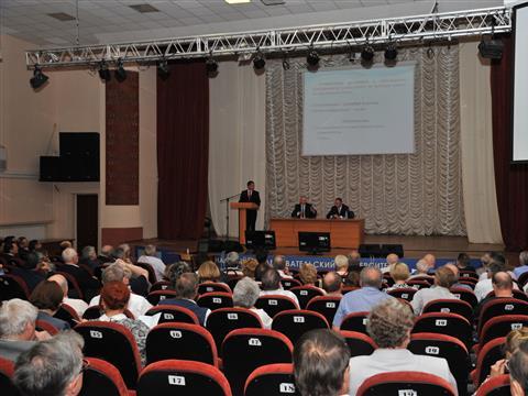 Ученый совет Самарского университета выберут в ноябре