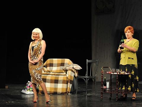 Резиденты Comedy Club показали в Самаре спектакль и рассказали, как сложно им шутить