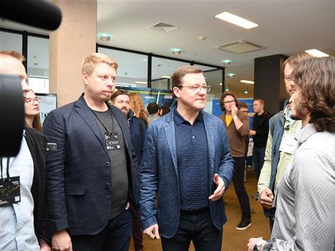 """В Самаре открылись """"Большие Дизайн-выходные"""""""