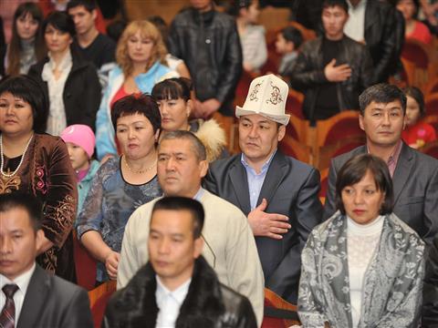 Самарский «Манас-Ата» пригласил в гости