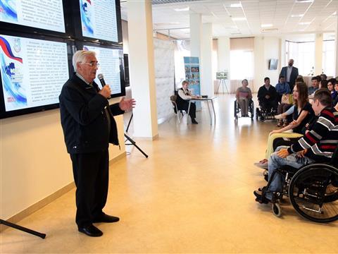 Форум социальных инноваций, посвященный 100-летию социальной службы Самарской области