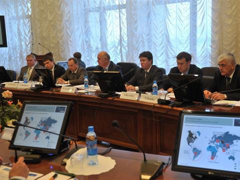 Николай Меркушкин обсудил перспективы крупнейшего инвестиционного проекта с иностранными партнерами
