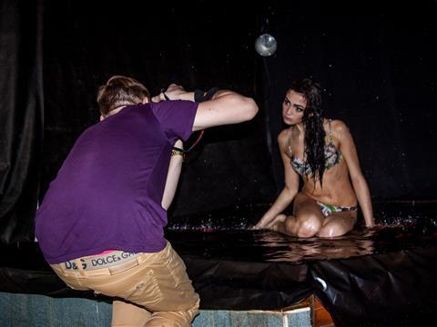 Фото в студию, или как намокнуть за 3,5 тысячи рублей