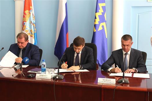 """Подписаны трехсторонние соглашения с двумя новыми резидентами ТОР """"Тольятти"""""""