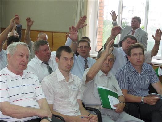 В ходе работы было принято решение о создании в общественном совете района 14 комитетов