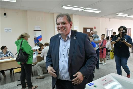 """Сергей Анташев: """"Мы заслуживаем, чтобы с нашим выбором считались"""""""