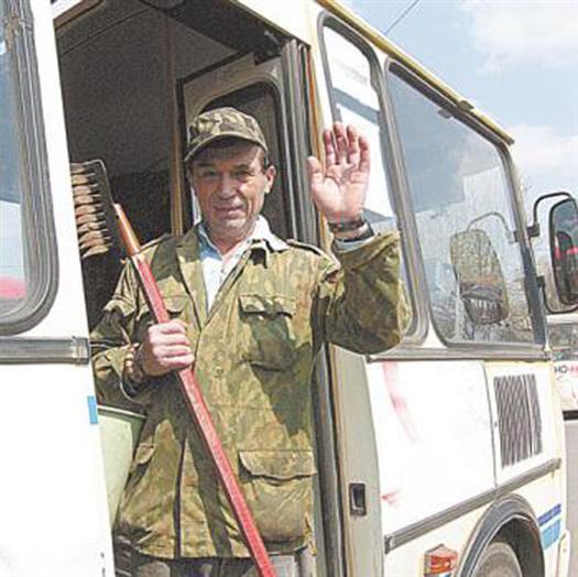 муниципальных автобусов.