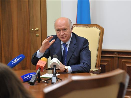 """Глава региона: """"Согласно данным экзит-пулов, """"Единая Россия"""" наберет в Самарской области около 70% голосов"""""""