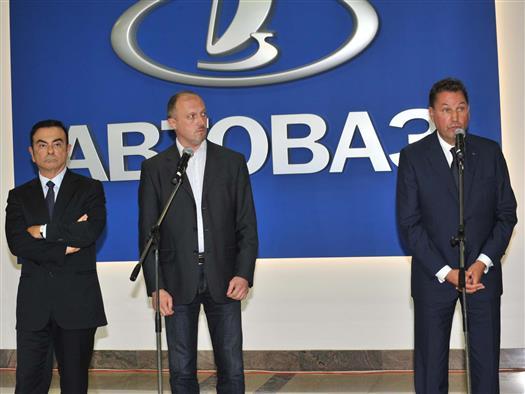 Оплата труда членов правления АвтоВАЗа выросла вдвое