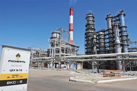Объем переработки нефти в Самарской области в прошлом году составил 19,5 млн тонн