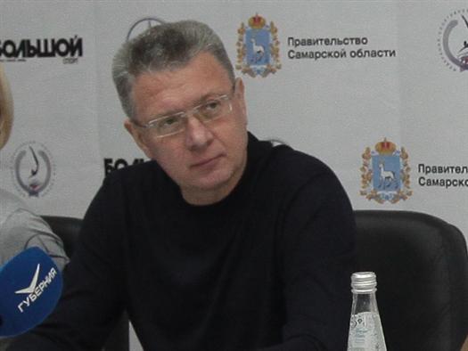 Дмитрий Шляхтин будет участвовать в выборах президента ВФЛА