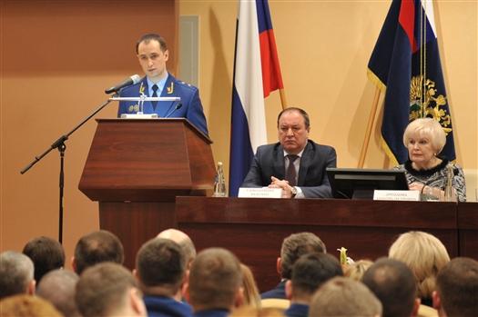 Прокурор Самарской области потребовал меньше арестов и больше контроля за оборонным комплексом и ЧМ-2018