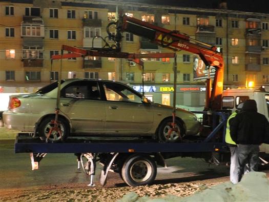 Самарский областной суд отказал в удовлетворении заявления о признании частично недействующим регионального закона о платной эвакуации автомобилей