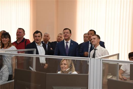 """Дмитрий Азаров: """"На разумные и эффективные решения мы всегда найдем средства"""""""