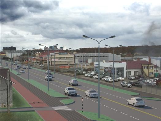 На ул. Алма-Атинской может появиться торгово-выставочный центр