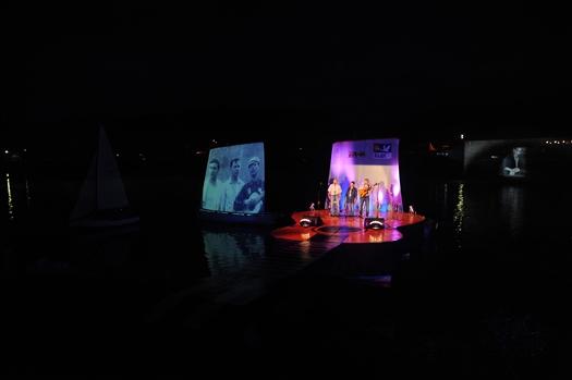 С 9 по 12 августа на Мастрюковских озерах пройдет юбилейный 45-й Всероссийский фестиваль авторской песни им. Валерия Грушина
