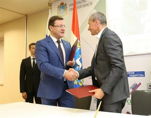 Подписаны соглашения о сотрудничестве между Самарской областью и ведущими управленческими школами страны