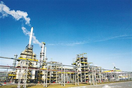 В 2016 году объем нефтепереработки в регионе составил 19,7 млн тонн