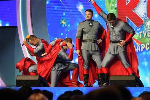 "Кубок КВН губернатора Самарской области разделили ""СОК"" и ""Вятка"""
