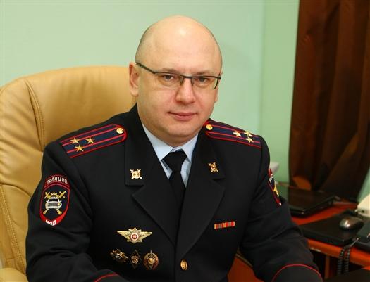 Игорь Антонов покидает пост начальника областного УГИБДД