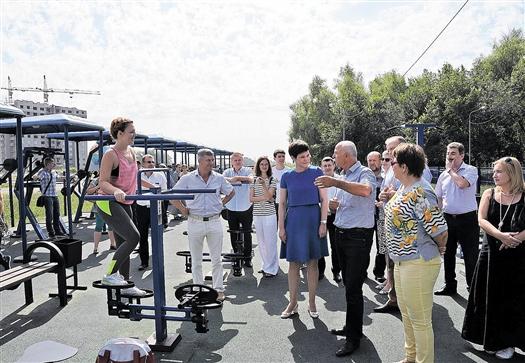 13 тысяч человек проживает в микрорайоне Волгарь