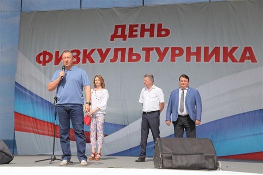 """Александр Фетисов: """"Прошли те времена, когда стадионы отдавались под долгострои и сомнительные вещевые рынки"""""""