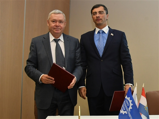 Между облправительством Самарской области и Союзмашем подписано соглашение о сотрудничестве