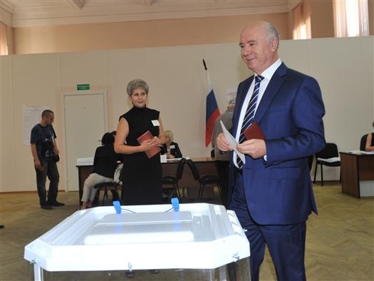 """Николай Меркушкин: """"Сегодняшний день исключительно важен для Самарской области"""""""