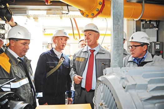 Предприятия нефтехимкомплекса Самарской области обеспечили рост производства по ключевым видам продукции, несмотря на неблагоприятную ценовую конъюнктуру на мировом рынке