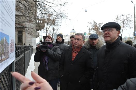В Самаре планируют отреставрировать здание Самарского колледжа строительства и предпринимательства