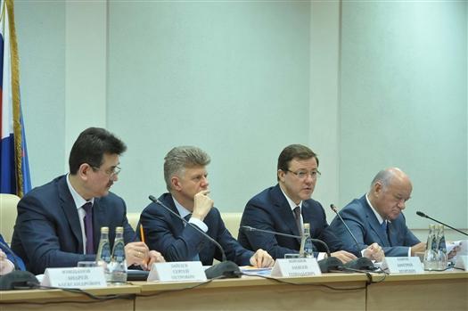 Глава региона принял участие в совещании по вопросам противодействия незаконной миграции