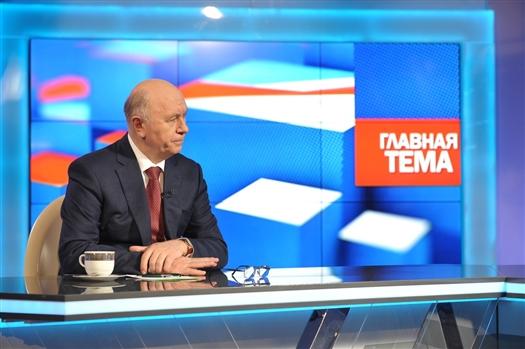 "Николай Меркушкин: ""Цена квадратного метра жилья в регионе снизилась на 25%"""