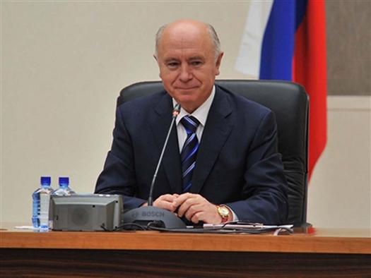 Николай Меркушкин поздравил работников областной прокуратуры с профессиональным праздником