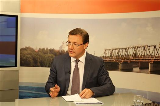 """Глава региона: """"Активное взаимодействие с федеральными властями способствует поддержке областных проектов"""""""