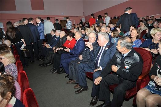 """В Красноярском районе прошел форум """"Мы вместе! Мы за Россию!"""""""